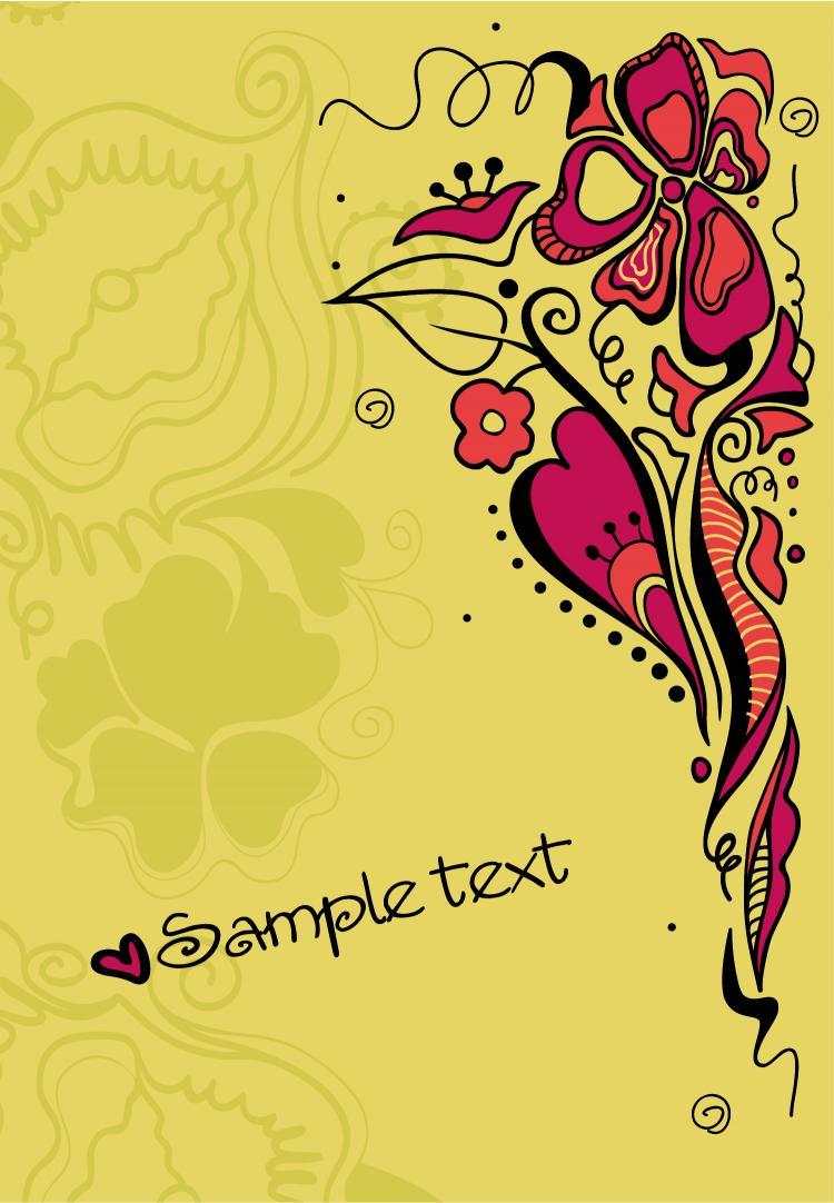 free vector Fine illustrator patterns 02 vector
