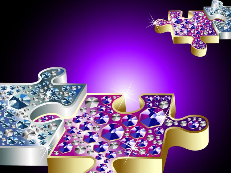 free vector Fine jewelry dragonfly clip art and puzzles