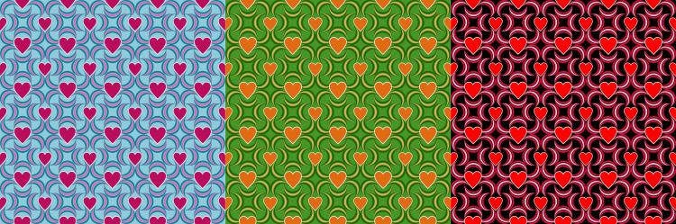 free vector Fine line pattern background 01 vector