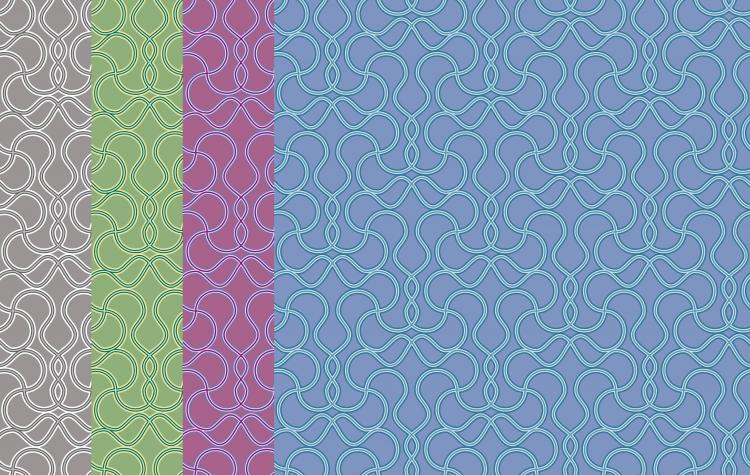 free vector Fine line pattern background 02 vector