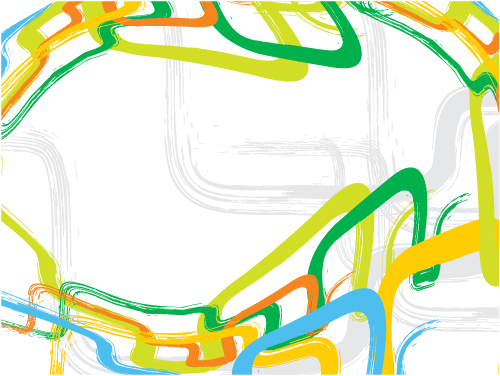 free vector Fine linear patterns vector 3