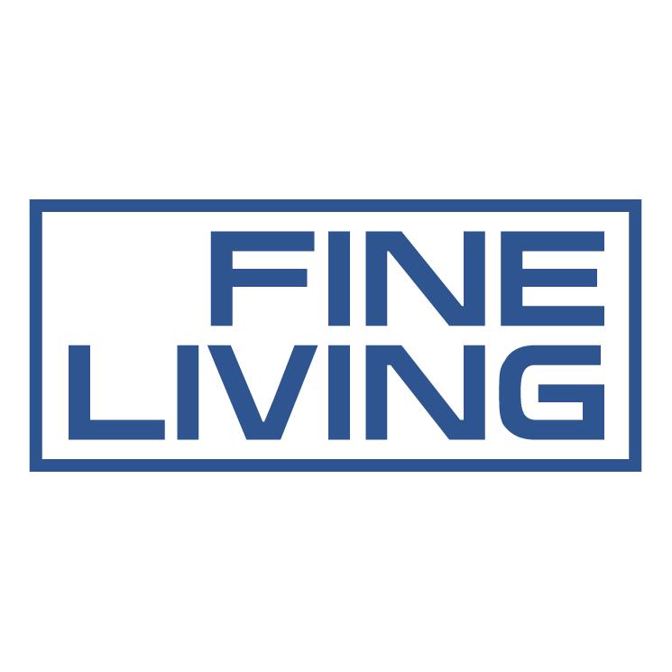 free vector Fine living