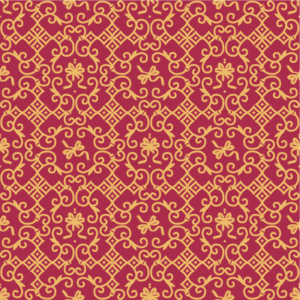 free vector Fine pattern background pattern 5 vector
