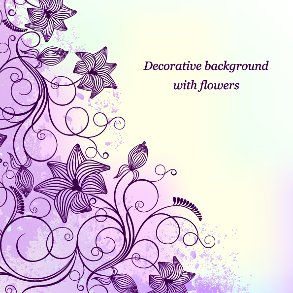free vector Fine print background vector