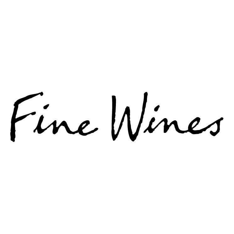 free vector Fine wines
