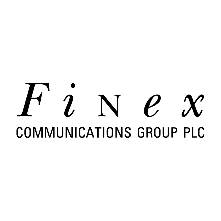 free vector Finex communications group