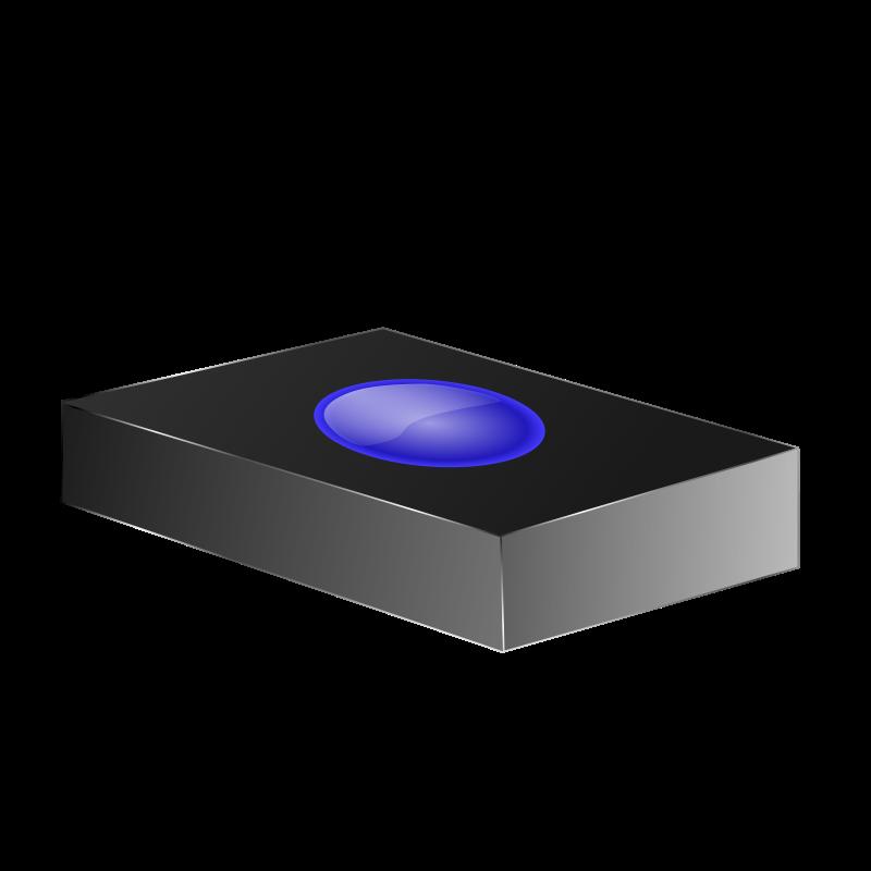 free vector Fingerprint reader