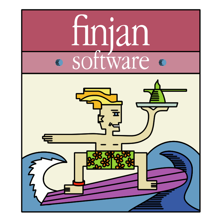 free vector Finjan software