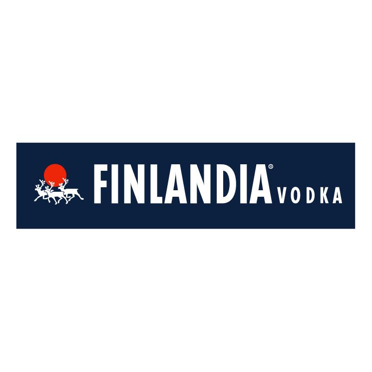 free vector Finlandia vodka 1