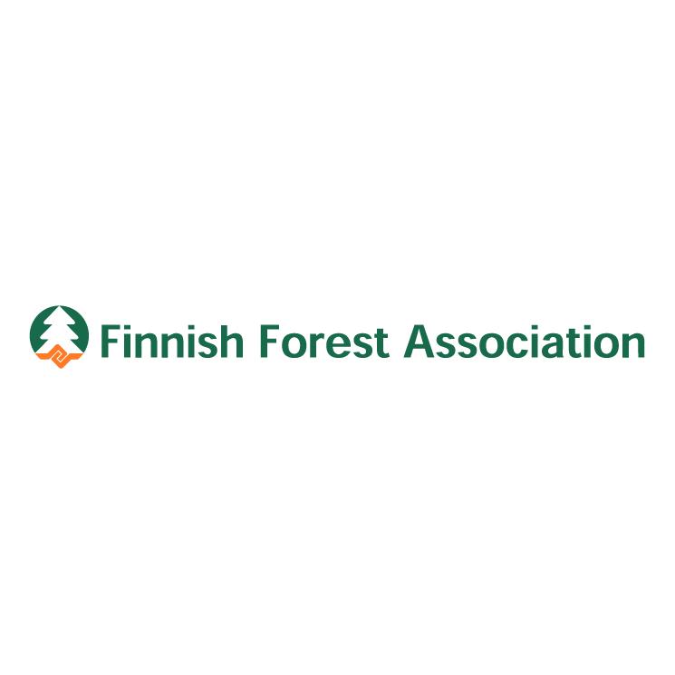 free vector Finnish forest association