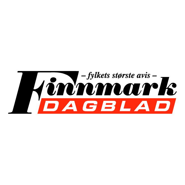 free vector Finnmark dagblad