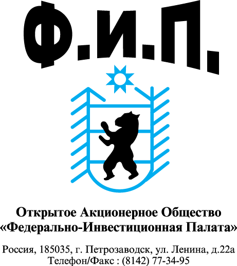 free vector FIP logo