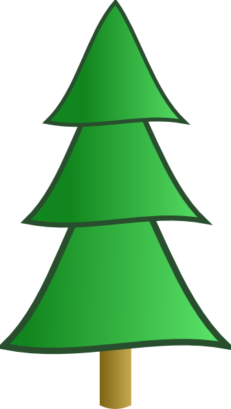 free vector Fir Tree clip art