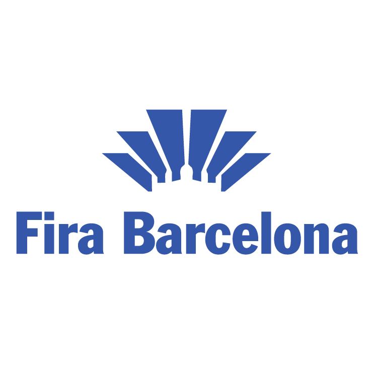 free vector Fira de barcelona