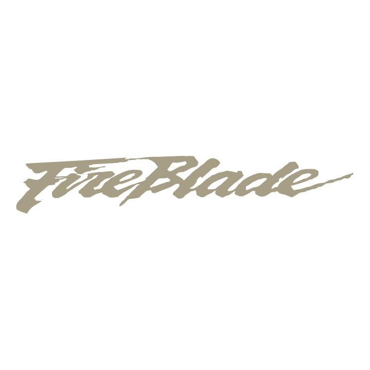 free vector Fireblade