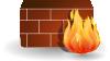 free vector Firewall clip art