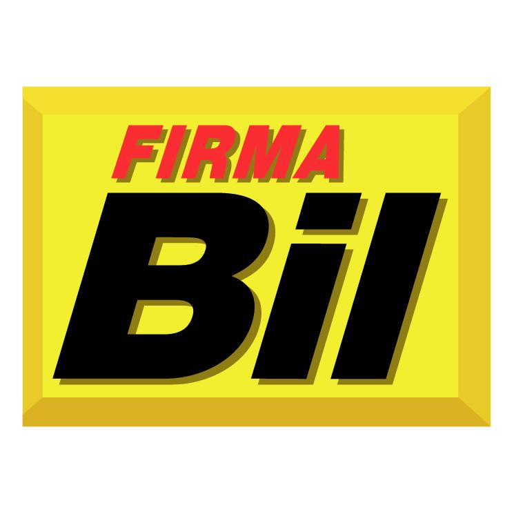 free vector Firma bil