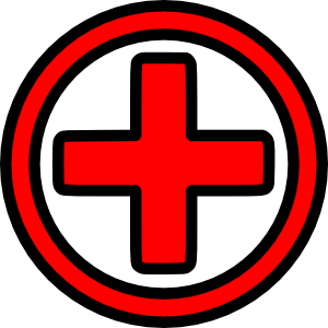free vector First Aid Icon clip art