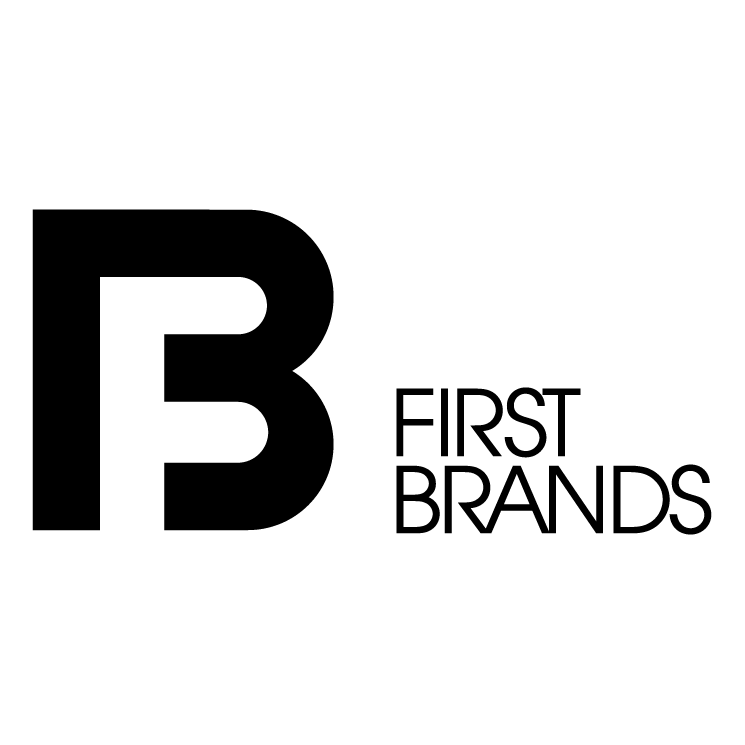 free vector First brands 0