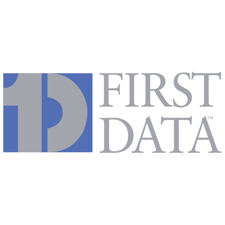 free vector First data