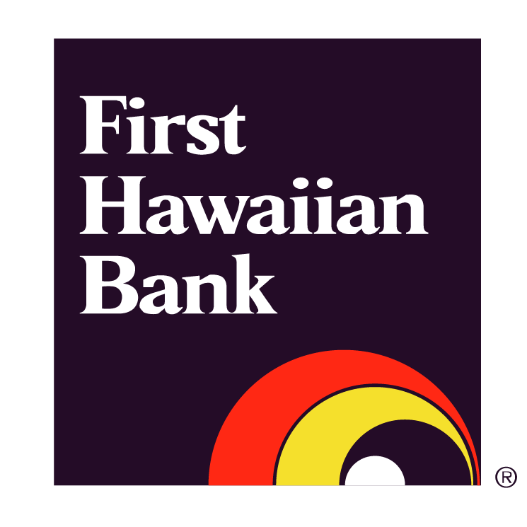 free vector First hawaiian bank