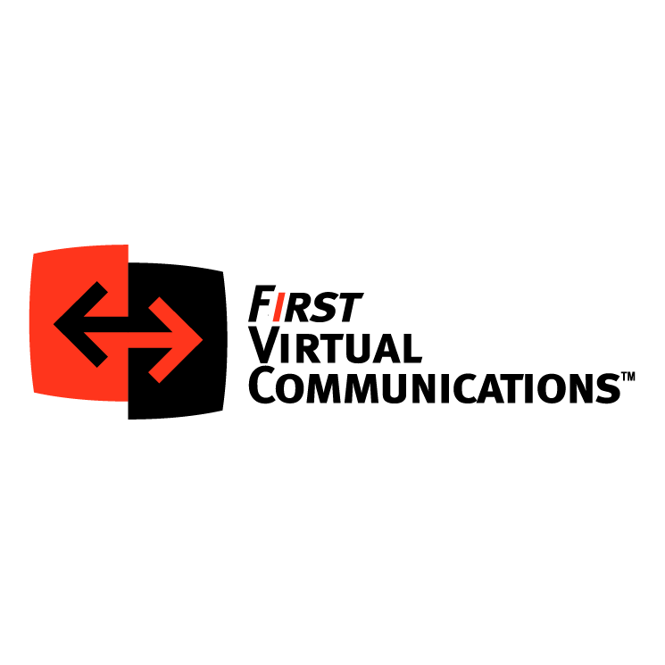 free vector First virtual communications 0