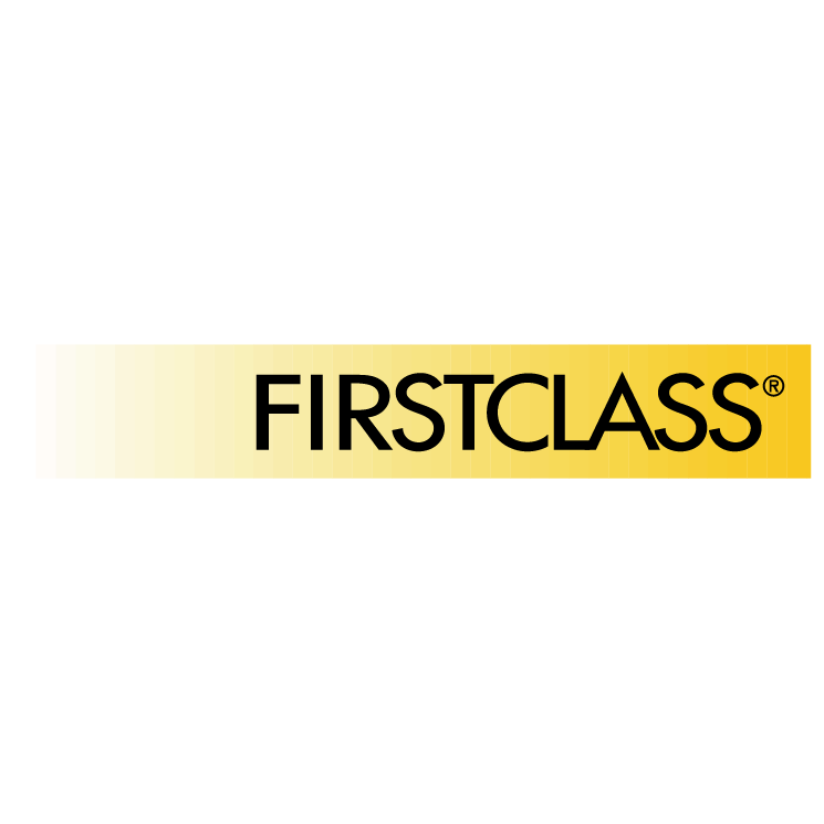 free vector Firstclass