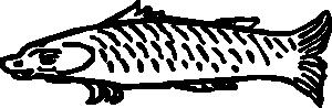free vector Fish 2 clip art