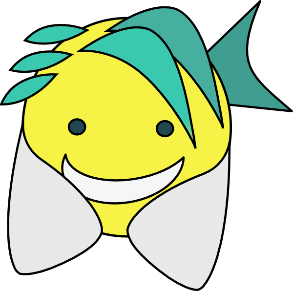 vector fish clip art free - photo #50