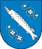 free vector Fish Sea Flowers Coat Of Arms clip art