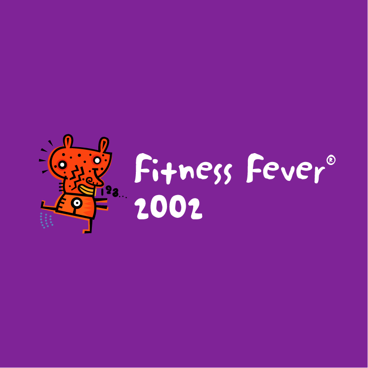 free vector Fitness fever 2002