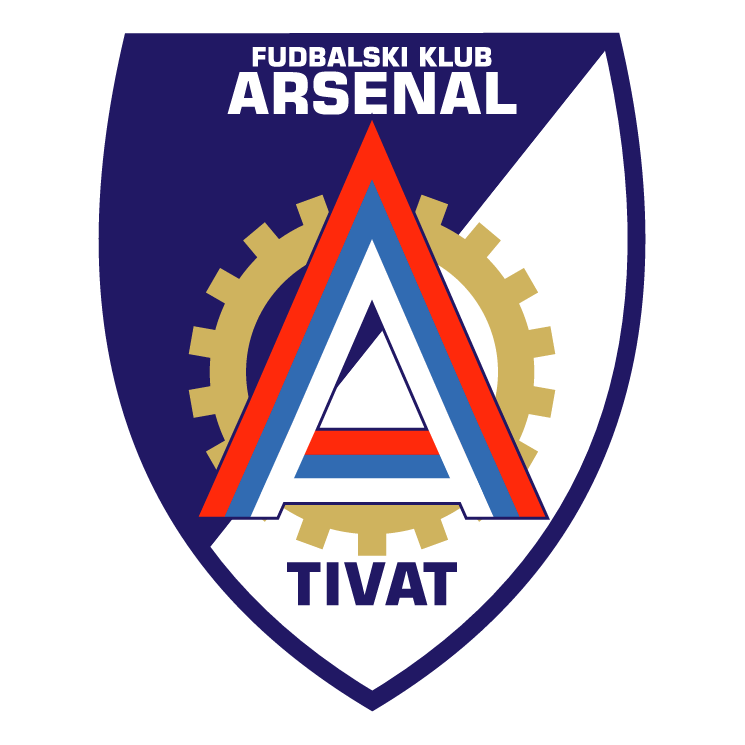free vector Fk arsenal tivat