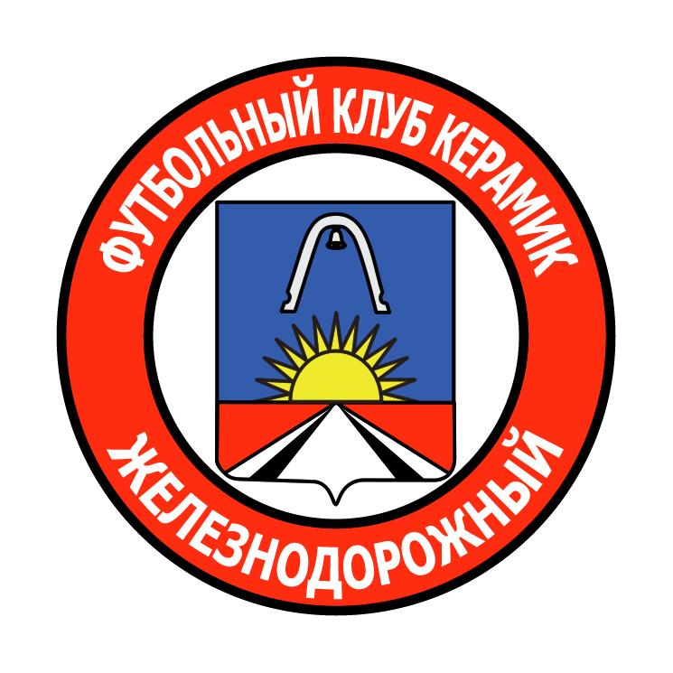 free vector Fk keramik zheleznodorozhny