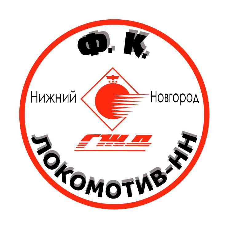 free vector Fk lokomotiv nizhniy novgorod