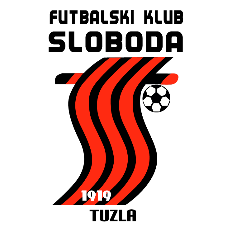 free vector Fk sloboda tuzla