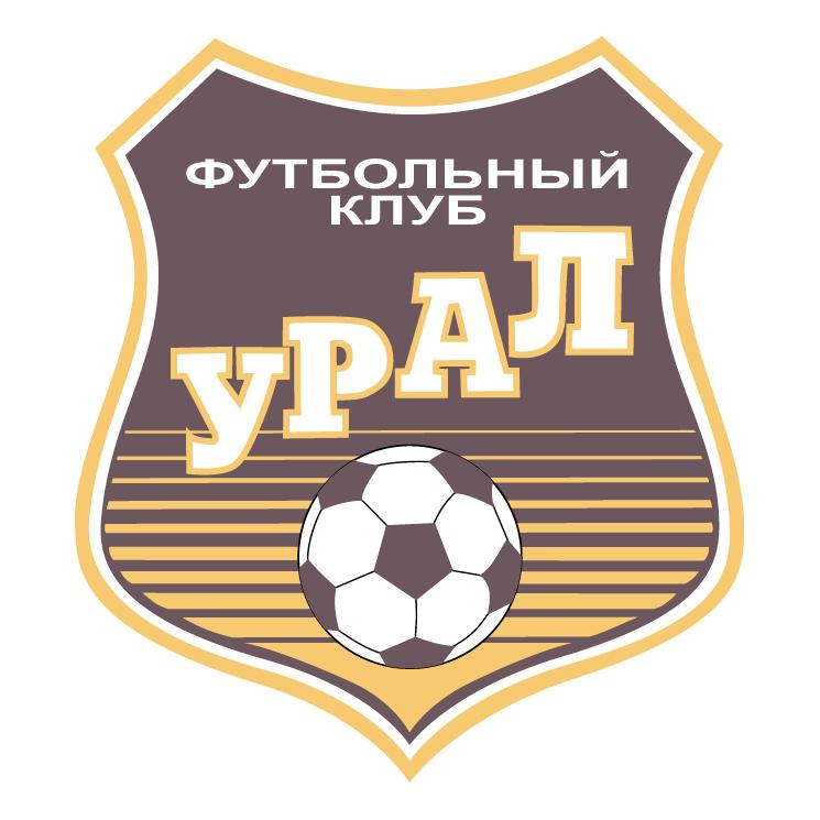 free vector Fk ural ekaterinburg