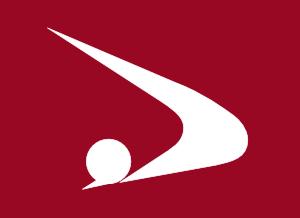 free vector Flag Of Akita Prefecture clip art