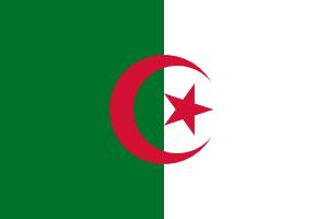 free vector Flag Of Algeria clip art