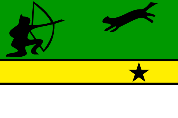 free vector Flag Of Amazonas Colombia clip art