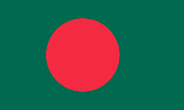 free vector Flag Of Bangladesh clip art
