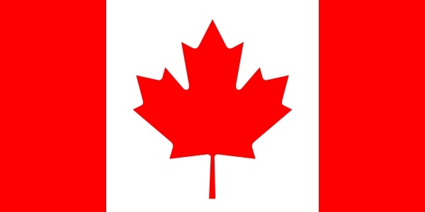 Flag Of Canada clip art Free Vector / 4Vector