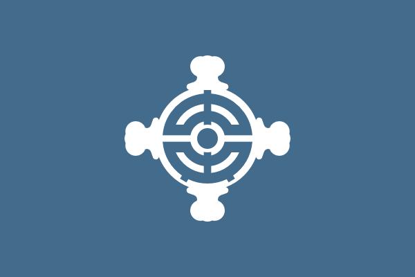 free vector Flag Of Chuo Tokyo clip art