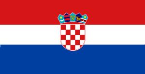 free vector Flag Of Croatia clip art