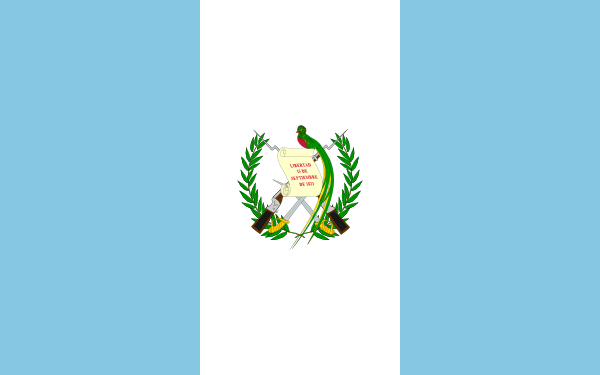 free vector Flag Of Guatemala clip art