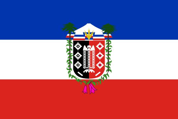 free vector Flag Of La Araucania Chile clip art