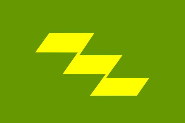 free vector Flag Of Miyazaki Prefecture clip art