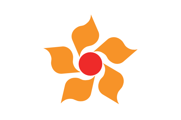 free vector Flag Of Nikko Tochigi clip art