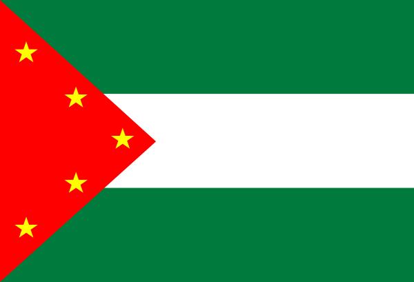 free vector Flag Of Obispo Santistevan Province clip art