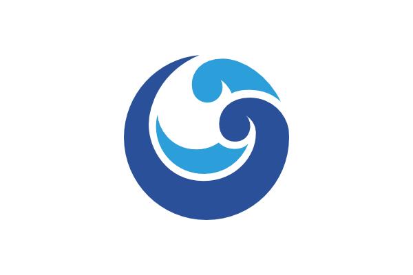 free vector Flag Of Okinoshima Shimane clip art