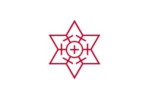 free vector Flag Of Omuta Fukuoka clip art